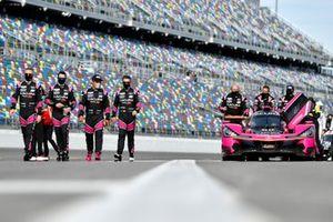 #60 Meyer Shank Racing w/Curb-Agajanian Acura DPi, DPi: Dane Cameron, Olivier Pla, Juan Pablo Montoya, A.J. Allmendinger
