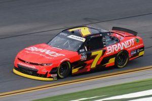 Justin Allgaier, JR Motorsports, Chevrolet Camaro BRANDT