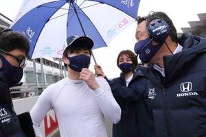 Toshiki Oyu, TCS NAKAJIMA RACING