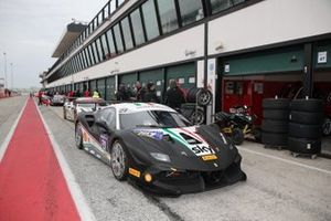 Marco Pulcini, Rossocorsa-Pellin Racing