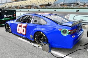 Timmy Hill, Motorsports Business Management, Ford Mustang