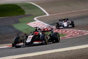 Pietro Fittipaldi, Haas F1 Haas VF-20, Pierre Gasly, AlphaTauri AT01