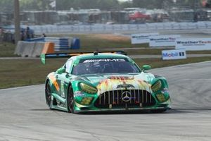 #75 Sun Energy 1 Mercedes-AMG GT3, GTD: Kenny Habul, Mikael Grenier, Maro Engel