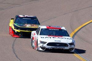 Ryan Newman, Roush Fenway Racing, Ford Mustang Guaranteed Rate, Tyler Reddick, Richard Childress Racing, Chevrolet Camaro