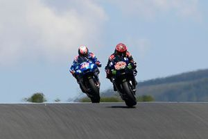 Fabio Quartararo, Yamaha Factory Racing, Alex Rins, Team Suzuki MotoGP