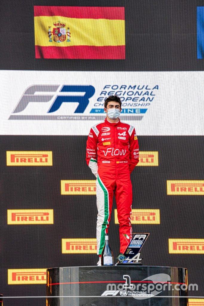 David Vidales, Prema Racing