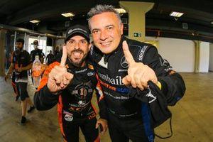 Witold Ramasauskas e César Fonseca