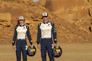 Catie Munnings, Andretti United Extreme E and Timmy Hansen, Andretti United Extreme E