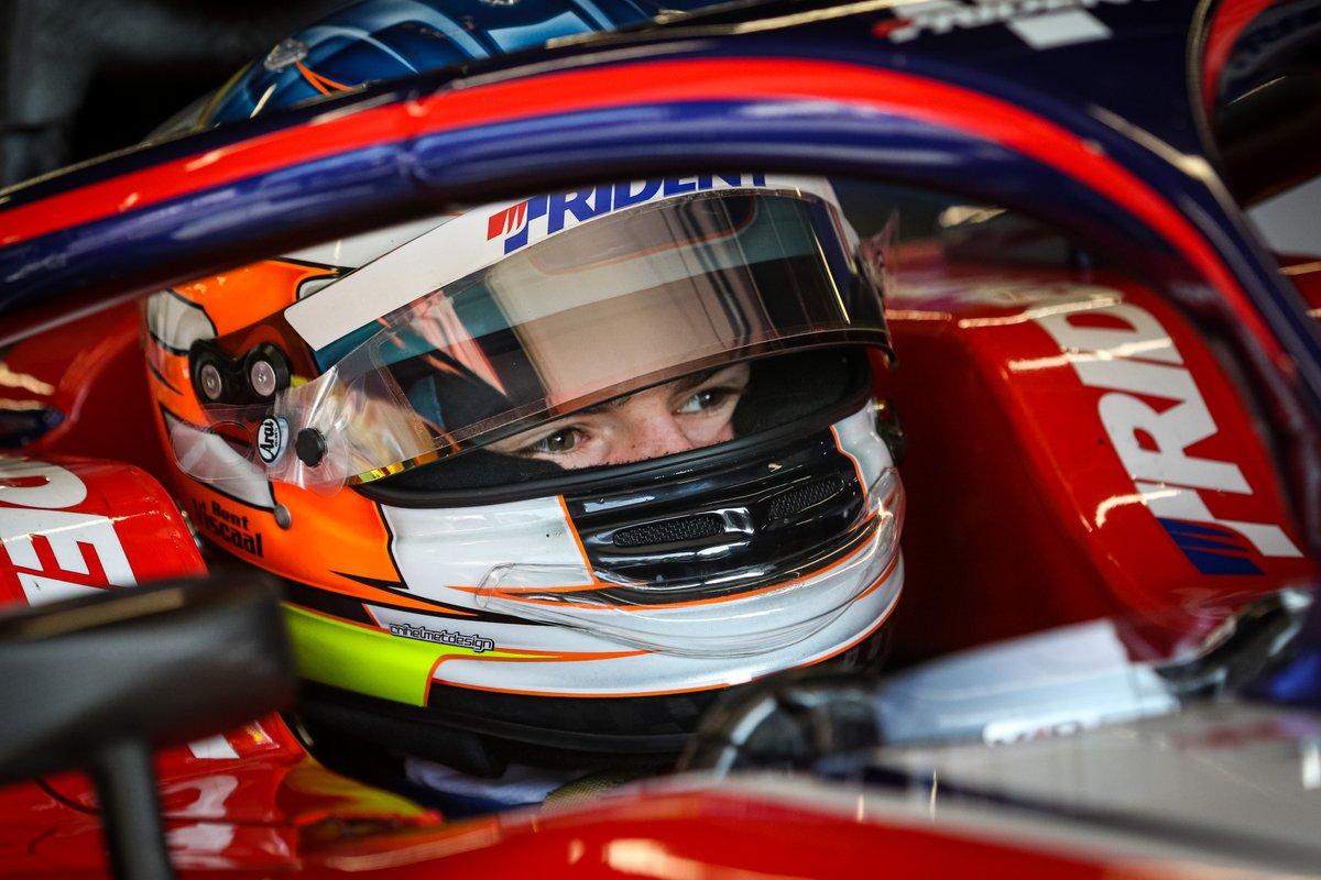Bent Viscaal, Trident Racing