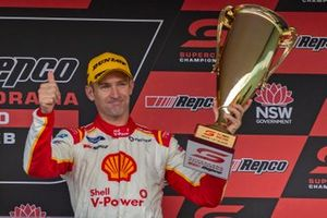 Podium: third place Will Davison, Dick Johnson Racing