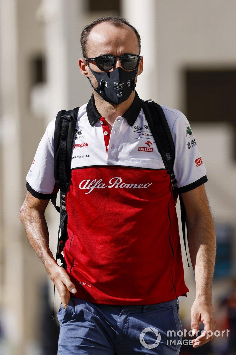 Robert Kubica, Alfa Romeo
