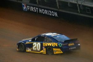 Christopher Bell, Joe Gibbs Racing, Toyota Camry Irwin Trade Strong