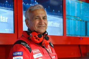 Davide Davide Tardozzi, Teammanager Ducati Team