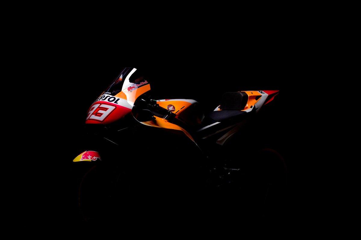 Moto di Marc Marquez, Repsol Honda Team