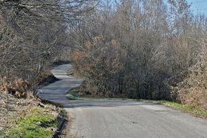 Rally Croatia route