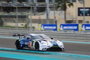 Ahmed Al-Harthi, Aston Martin