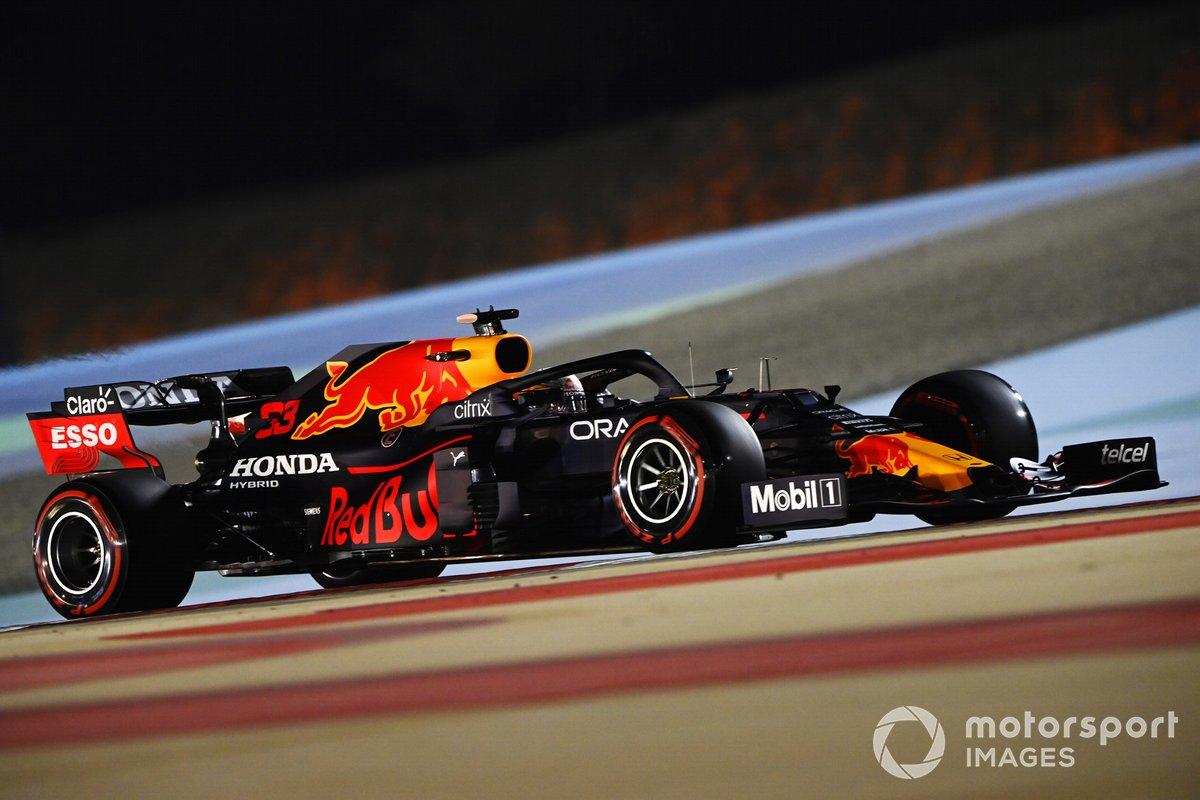 Sachir: Max Verstappen (Red Bull)