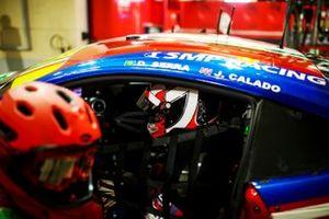 #51 AF Corse Ferrari 488 GTE EVO: Daniel Serra