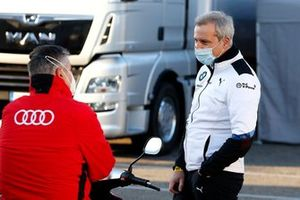 Jens Marquardt, Directeur BMW Motorsport, Dieter Gass, Head of DTM Audi Sport