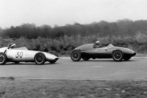 Jim Clark, Lotus 18, Ian Burgess, Cooper T51