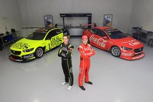 Alex Davison and Chris Pither, Team Sydney
