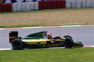 Johnny Herbert, Lotus 102D