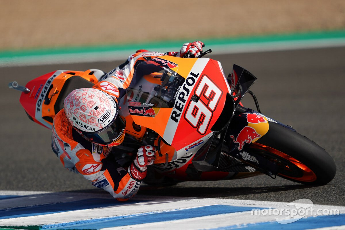 Marc Márquez - GP d'Espagne