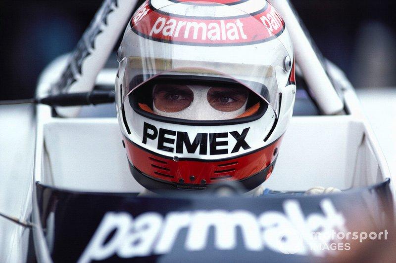Nelson Piquet, Brabham-Ford