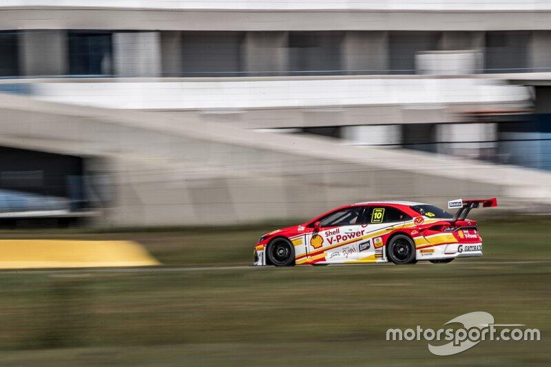 Carro de Ricardo Zonta para a Stock Car 2020