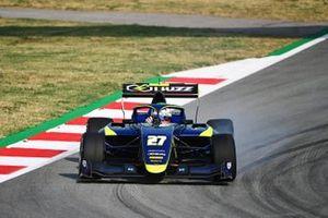 Leonardo Pulcini, Carlin Buzz Racing