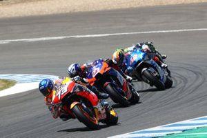 Alex Marquez, Repsol Honda Team, Iker Lecuona, Red Bull KTM Tech 3, Alex Rins, Team Suzuki MotoGP