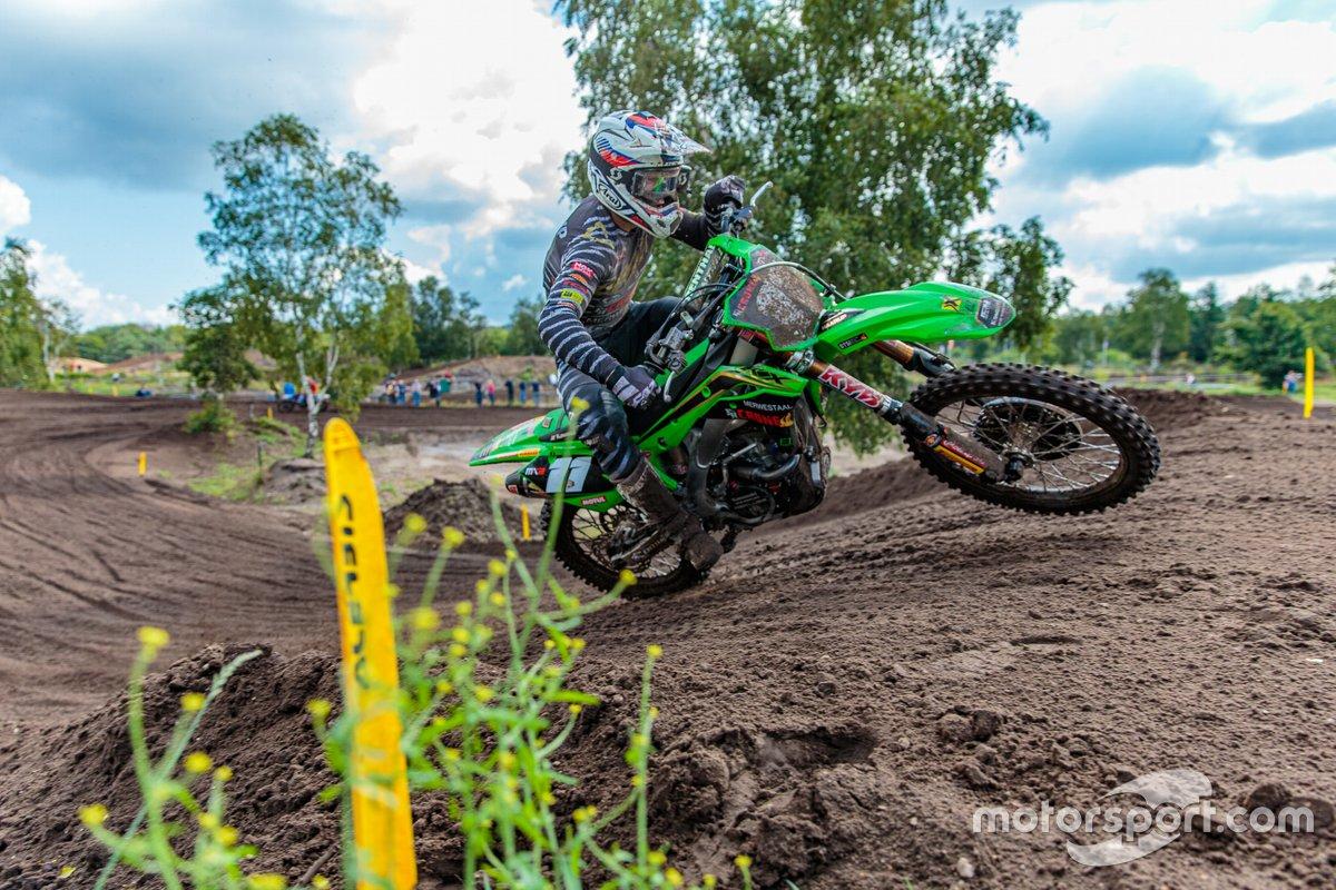 Mikkel Haarup, F&H Kawasaki Racing Team