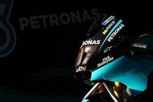 Moto de Xavi Vierge, SIC Racing Team