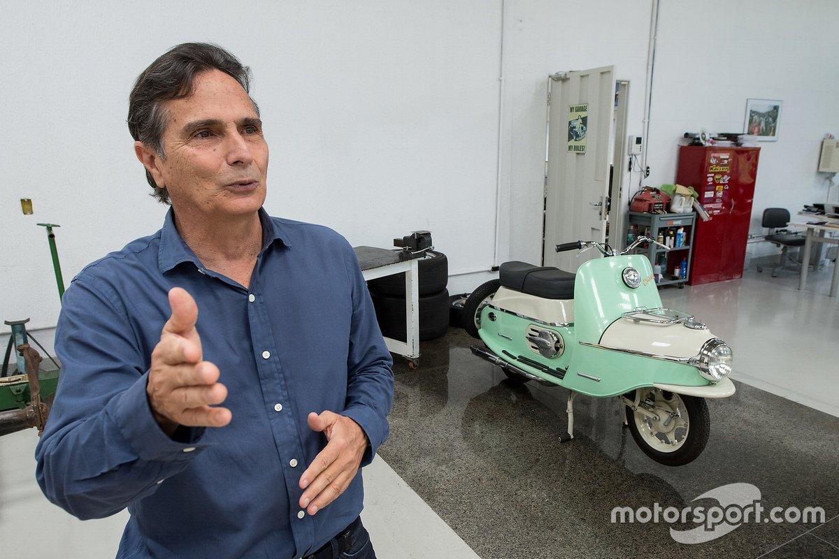 Piquet em entrevista ao Motorsport.com