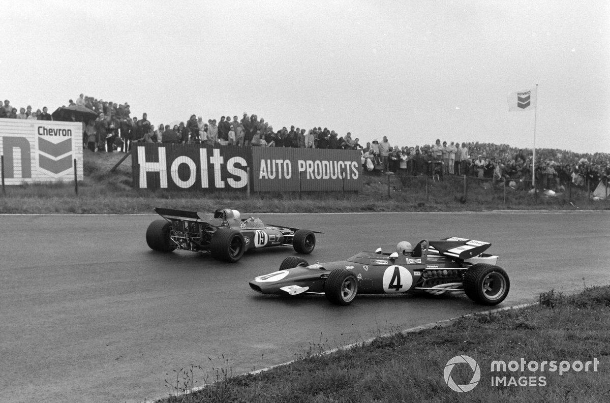 Alex Soler-Roig, March 711 Ford, Mario Andretti, Ferrari 312B2