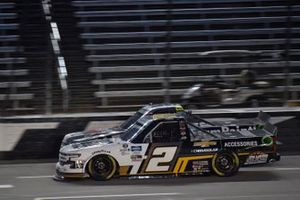 Sheldon Creed, GMS Racing, Chevrolet Silverado Chevy Accessories, Grant Enfinger, ThorSport Racing, Ford F-150