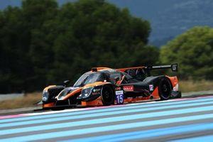 #15 RLR MSport Ligier JS P320 - Nissan: Malthe Jakobsen, James Dayson