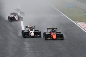 Lukas Dunner, MP Motorsport and Sebastian Fernandez, ART Grand Prix