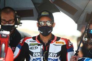 Leonardo Mercado, Motocorsa Racing