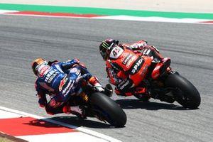 Michael van Der Mark, Pata Yamaha, Scott Redding, Aruba.it Racing Ducati