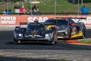 #5 JDC-Miller MotorSports Cadillac DPi: Joao Barbosa, Sebastien Bourdais