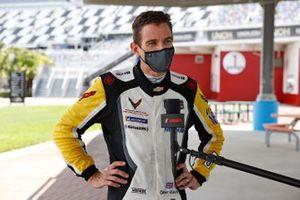 GTLM Pole Winner #4: Corvette Racing Corvette C8.R, GTLM: Oliver Gavin