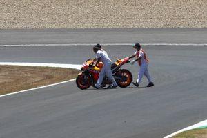 Alex Marquez, Repsol Honda Team bike