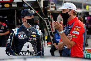 William Byron, Hendrick Motorsports, mit Chad Knaus