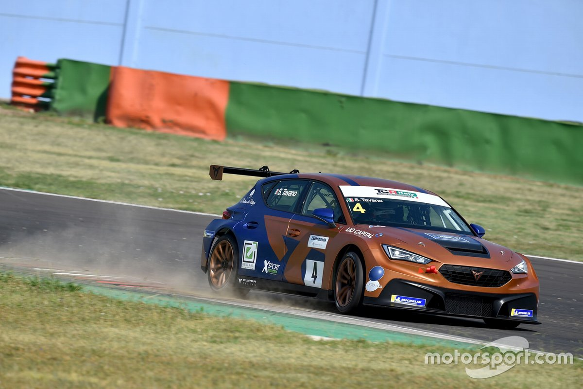Salvatore Tavano, Cupra Leon Competicion TCR, Scuderia del Girasole by Cupra Racing