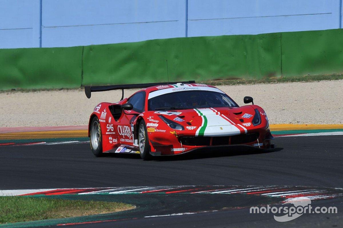 Giorgio Roda, Alessio Rovera, AF Corse, Ferrari 488 gt3