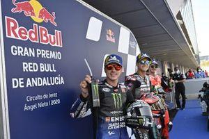 Maverick Vinales, Yamaha Factory Racing, Fabio Quartararo, Petronas Yamaha SRT, Pecco Bagnaia