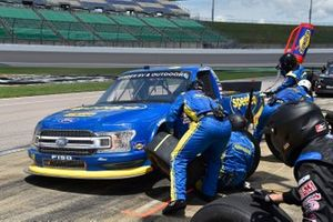 Todd Gilliland, Front Row Motorsports, Speedco Ford F-150