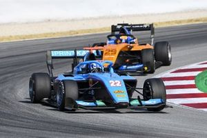 Matteo Nannini, Jenzer Motorsport e Alexander Peroni, Campos Racing