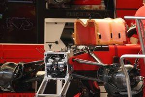 Ferrari SF1000 front detail